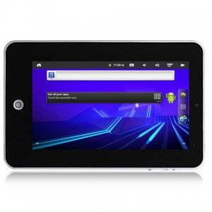 Superpad W702 7 inch Touch Screen Google Android 2.3 720P Video 4GB Tablet PC