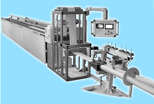 hot melt machine for liquid filter bag