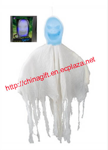 Lighted Hanging Phantom / Ghost