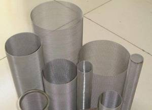 stainless steel mesh filter screen