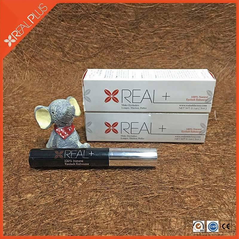 gmp certified companies supply hot REAL PLUS organic eyelash lengthening serum