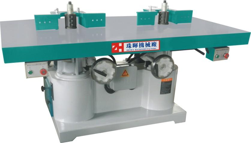 mx53110 double head vertical milling machine