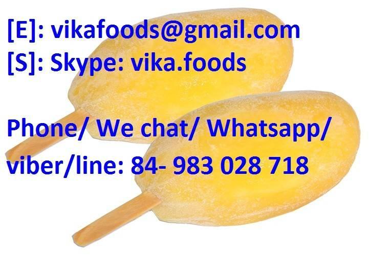 Supply Frozen Durian/ Passion Fruit/ Jackfruit/ Mango/ Avocado/ Dragon Fruit