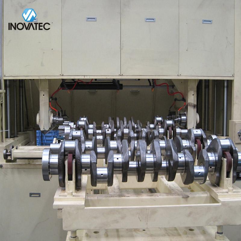 Crankshaft Polishing machine