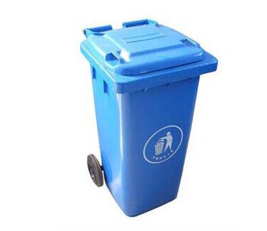 Plastic garbage bin 120L/Plastic dustbins series