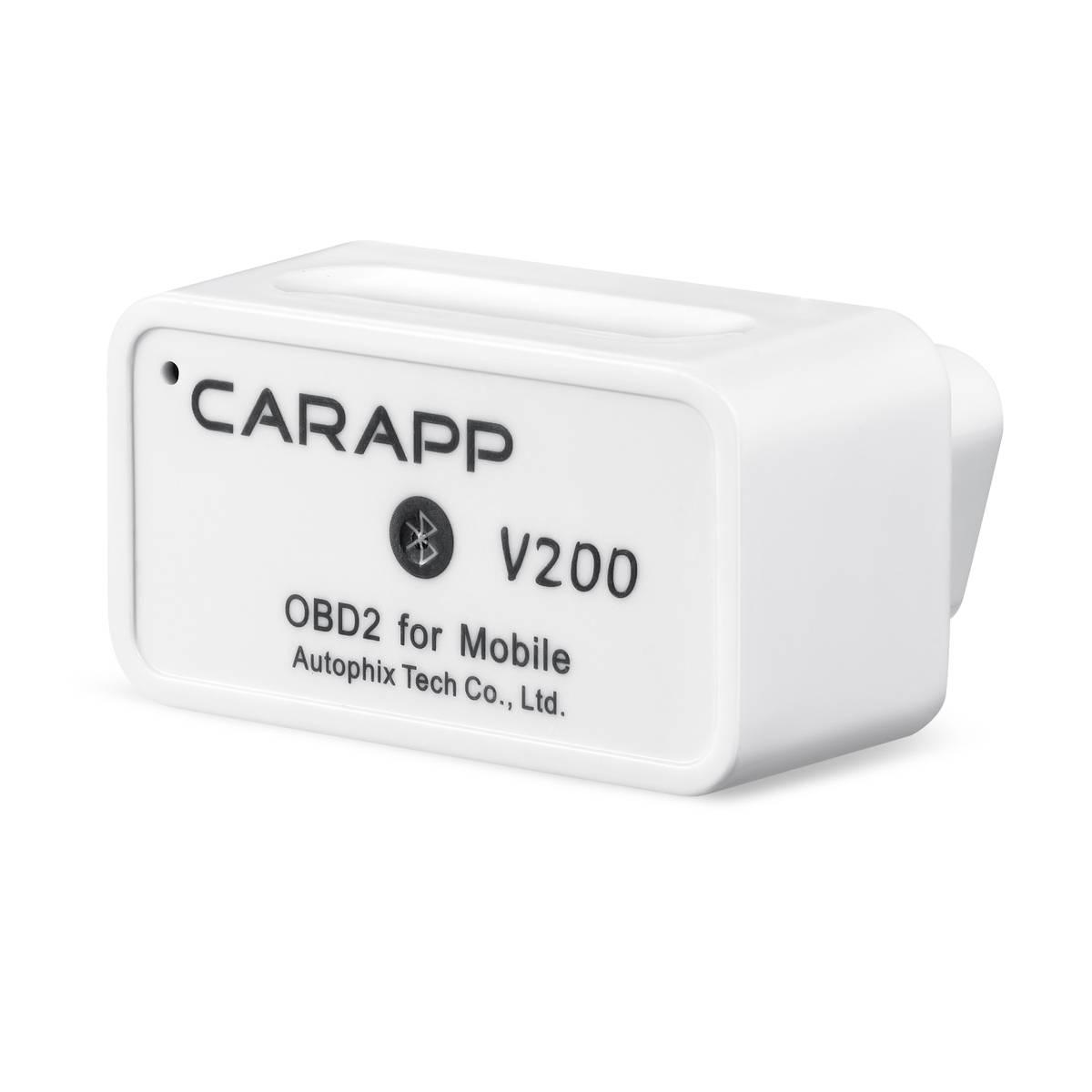Autophix V200 bluetooth OBD II code reader/scanner with live data