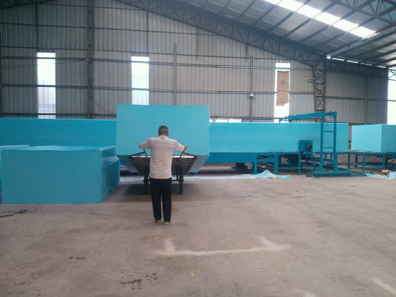 foam machinery manufacturer in Dongguan