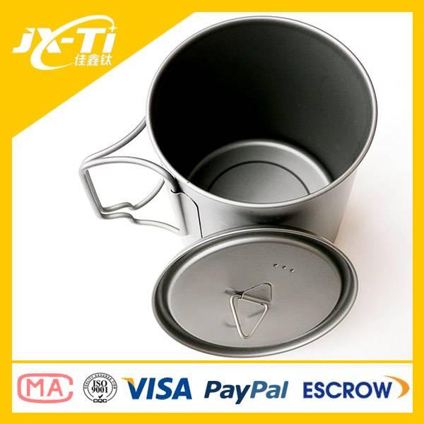 titanium mug/cup
