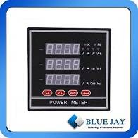 Electric  Energy Monitoring   Analyzer LED smart Power Meters