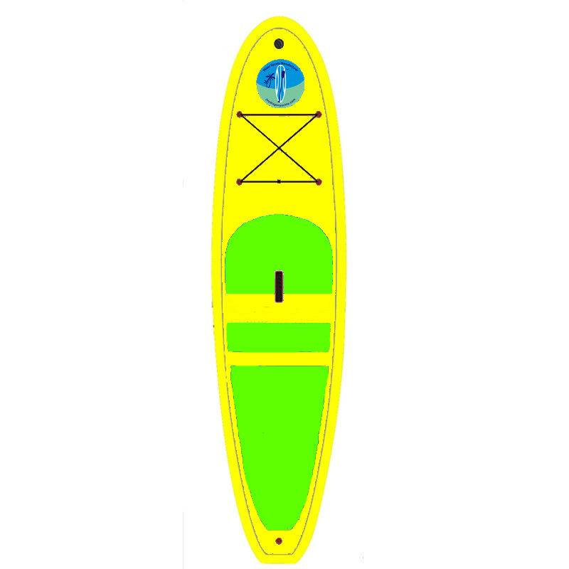 2016 OEM Wholesale Inflatable SUP Paddle Board