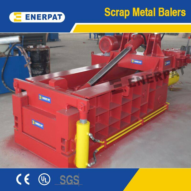 Manual Operation Metal Baling Machine