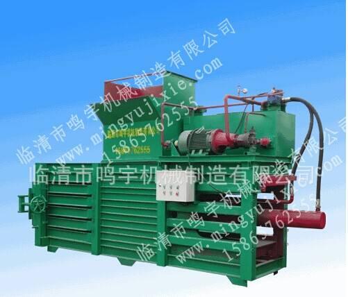 YWB1-60 type Loose leaf baling press Hydraulic baling press