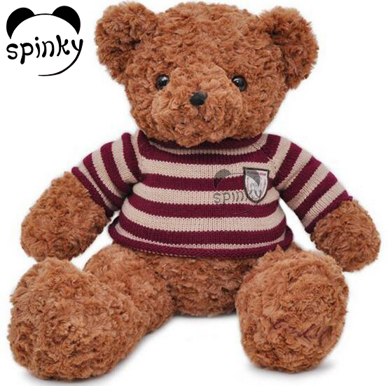 Custom teddy bear plush toy
