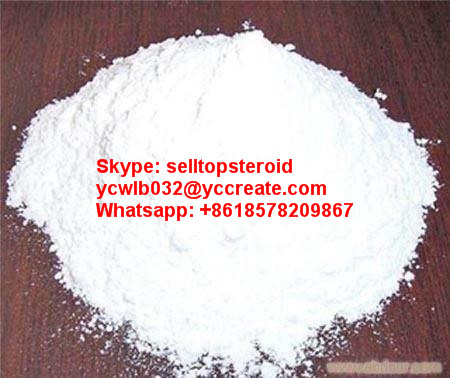 Raw Bulking Cycle Steroids Powder Testosterone Decanoate for Muscle Building