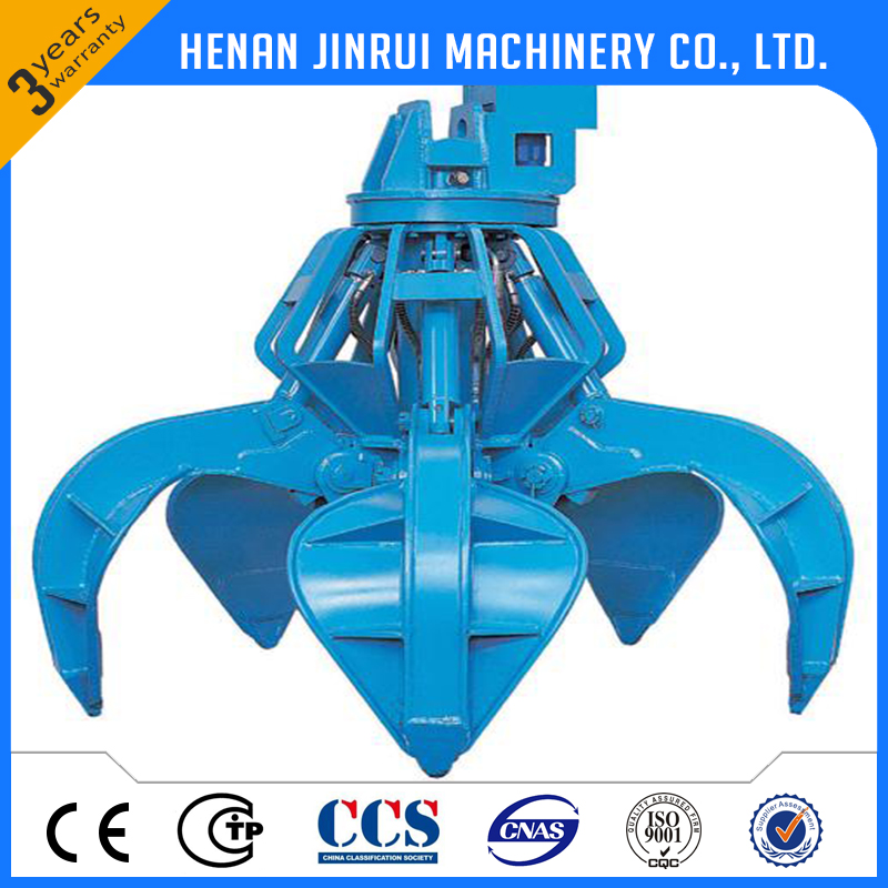 25 cube material grab bucket used on 10 ton crane price