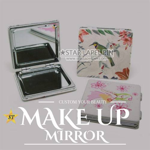 Best Cheap Personalized Portable Pocket Foldable Personal Care Cosmetic Mirror