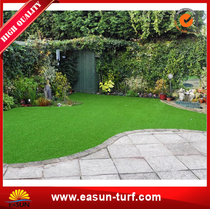 Good quality kindergarten colorfull artificial grass for playground-AL