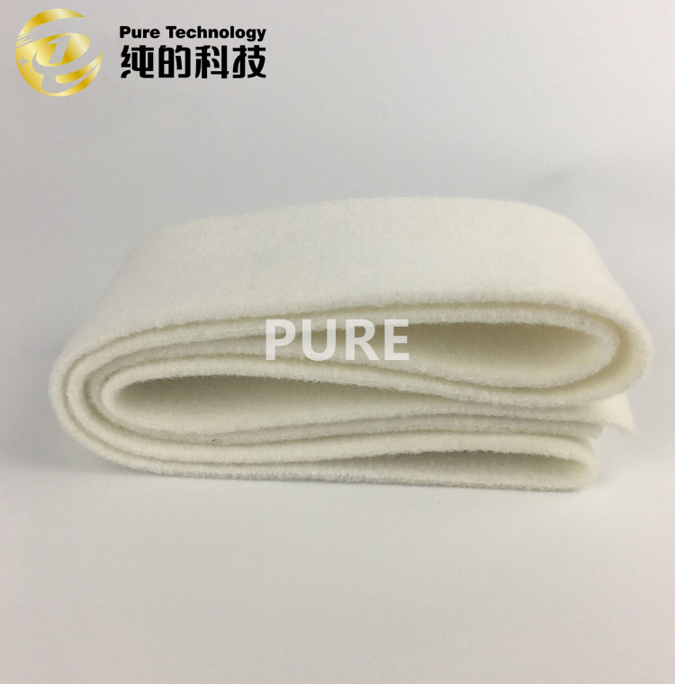 Bedsheets Flatwork Ironer Felt for Laundry, Hospitals Polyester Padding