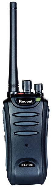 RS-208D 2W Digital Handheld Radio