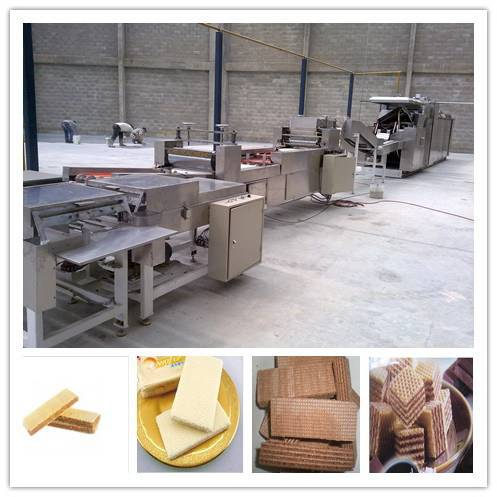 wafer biscuit machine/wafer biscuit making machine/wafer processing libe