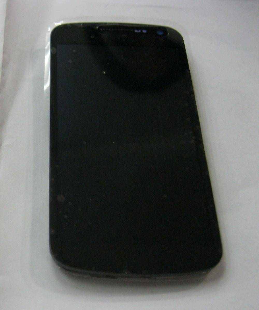 good quality Samsung I9250 LCD with digitizer