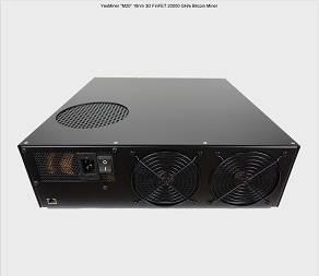 "YesMiner ""M10"" Mini 16 nm 3D FinFET 10000 GH/s Bitcoin Miner"