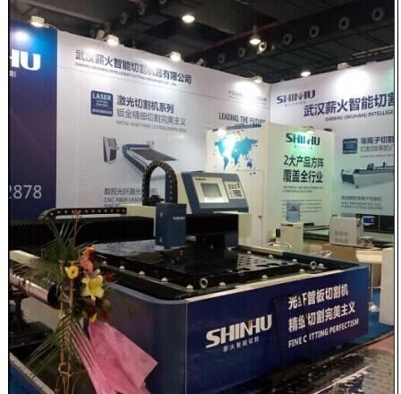 high precision  fast cutting cnc yag cutter