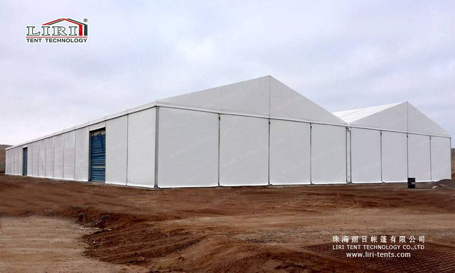 20X80M Warehosue Tent with 6m side height