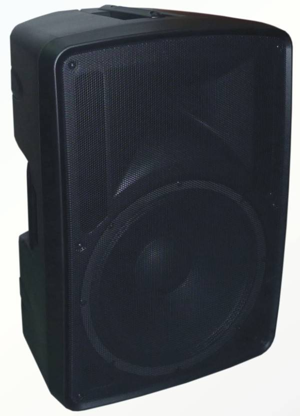 """PSH-12A    2 way 12"""" Active Plastic Speaker Cabinet with MP3 Player"""