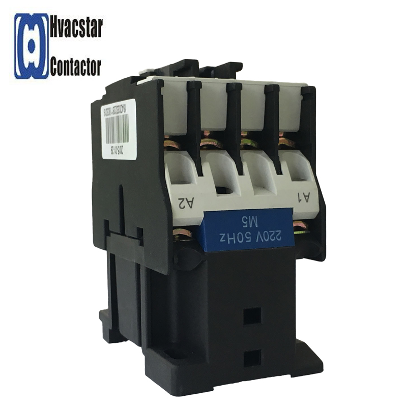 reliable performance 3 phase contactor Cjx2 ac contactor