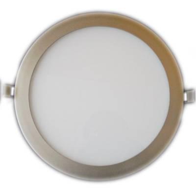 LED recessed panel light