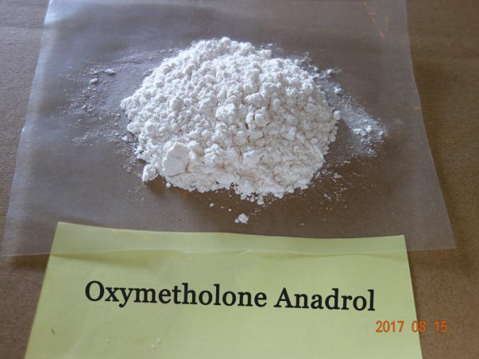 99% purity Oxymetholone powder Anadrol powder steroids raw powder factory price