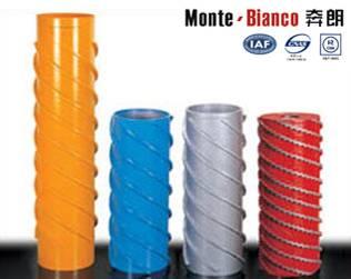 Diamond calibrating roller diamond tiles roller Monte-bianco factory direct diamond ceramic roller