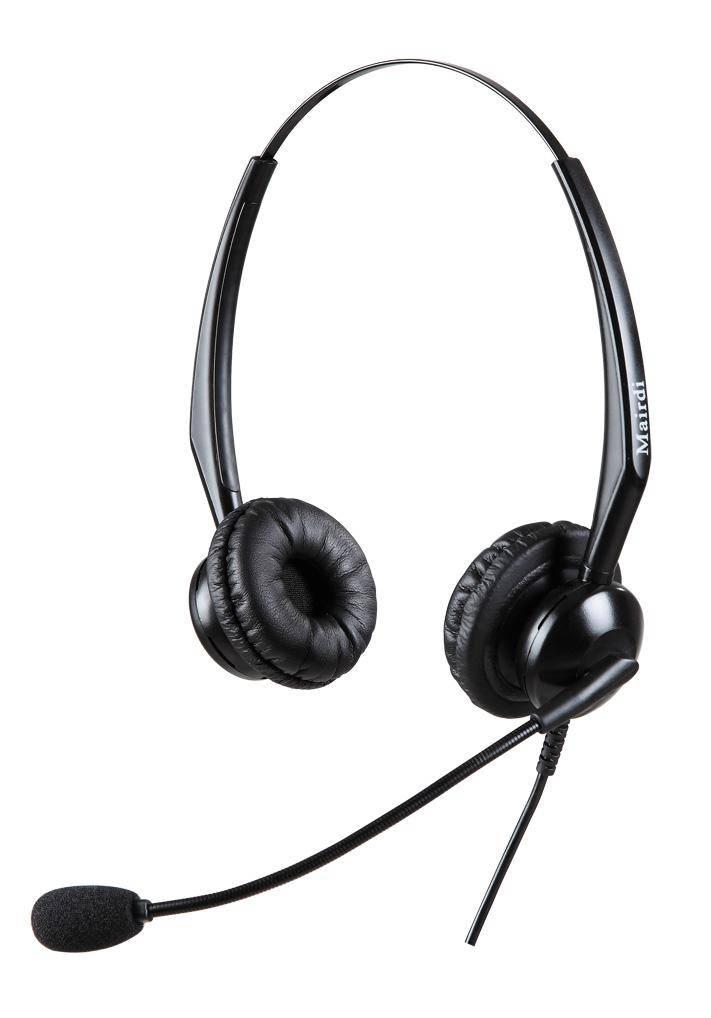 Mairdi Communication Headsets MRD-308D