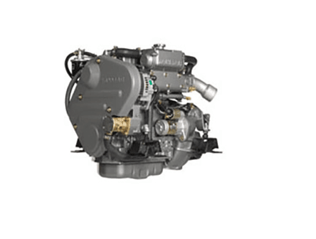New Yanmar 3JH5E 39HP Marine Engine
