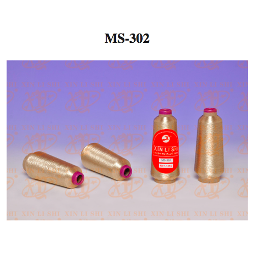 MS - 302 gold and silver line
