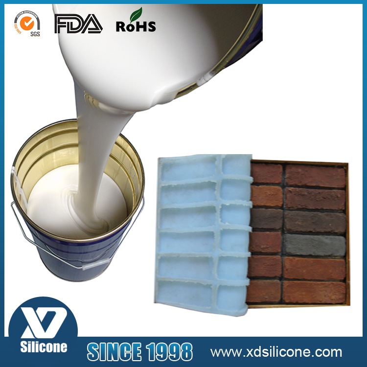 silicone liquid for molds making