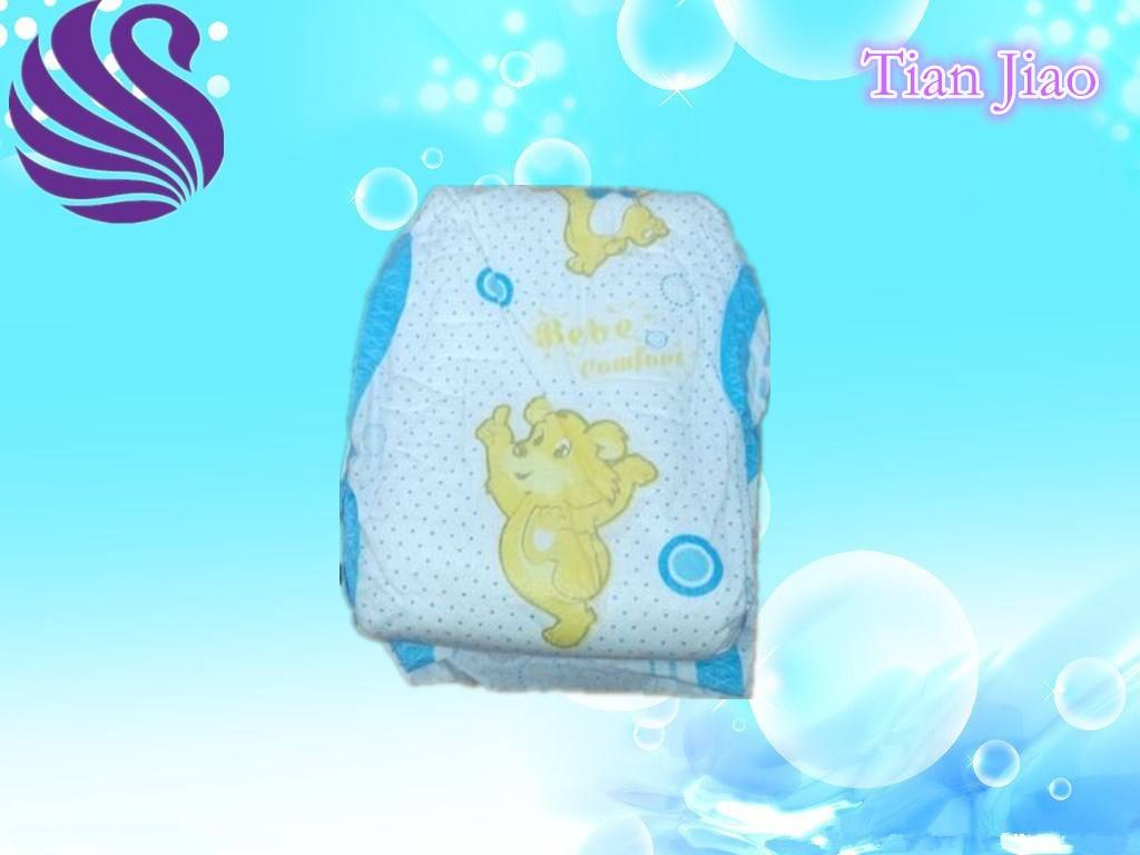 High Absorption and Ultra-Thin Baby Diapers