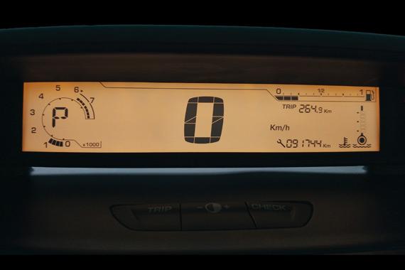 Tn LCD Display Module for Vehicle Display