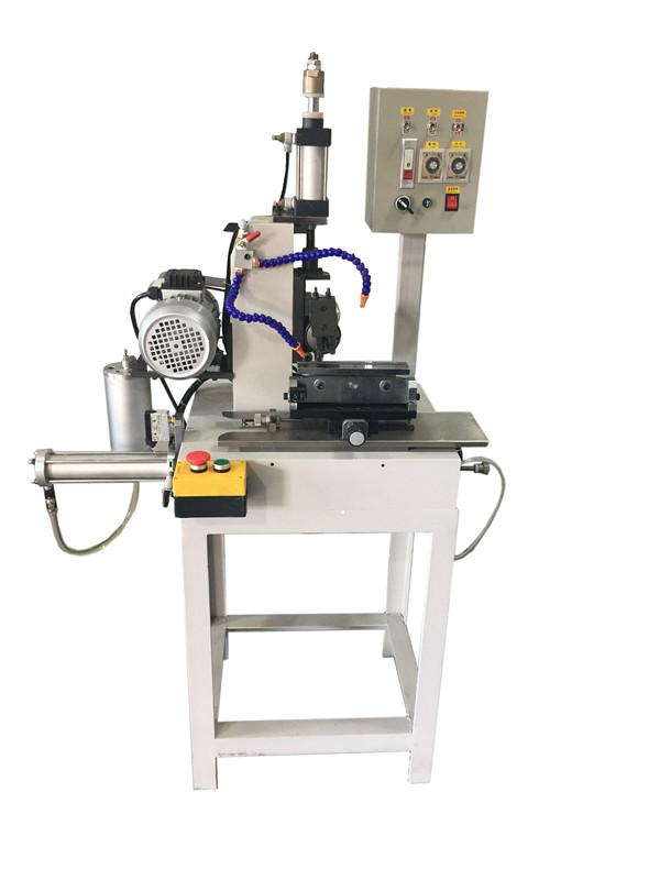 Temple Peeling Machine for Acetate Eyewear Frame.