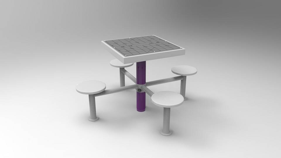 recess table