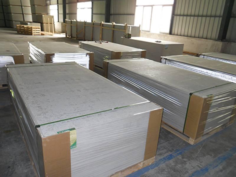 fiber reinforced cement board
