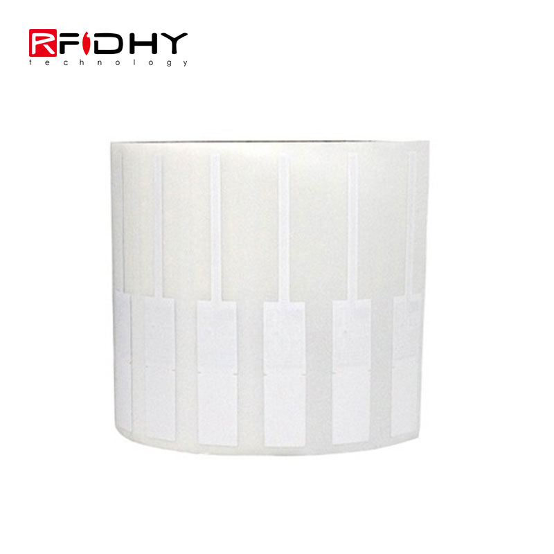High Security PVC RFID Sticker for Jewelry Anti-Theif
