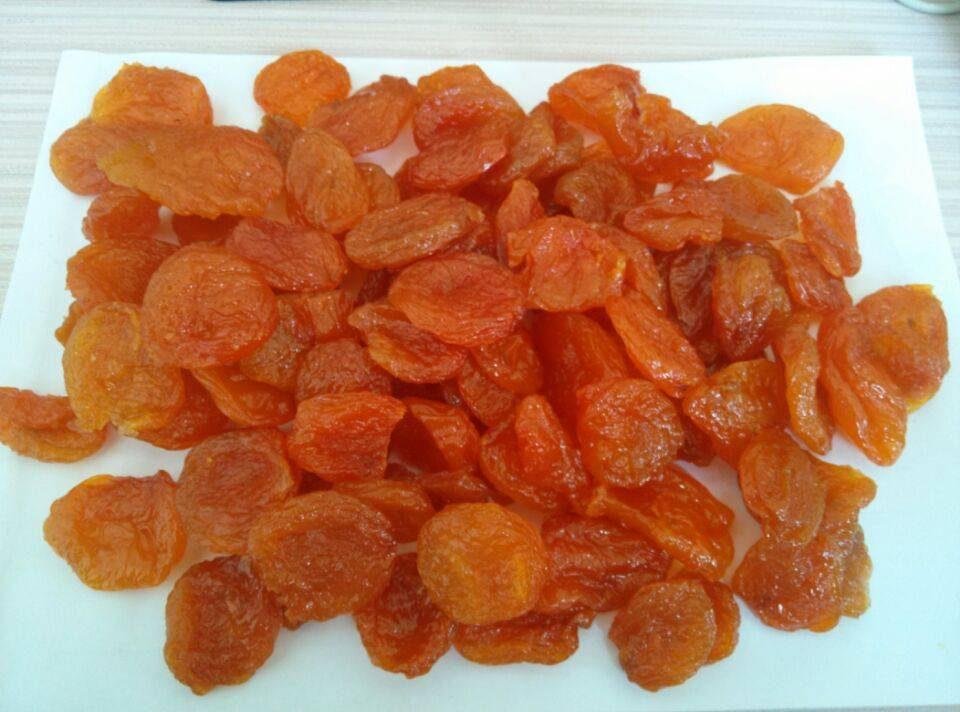dried apricot without sugar