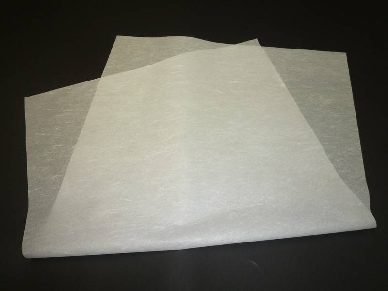 wax coated paper