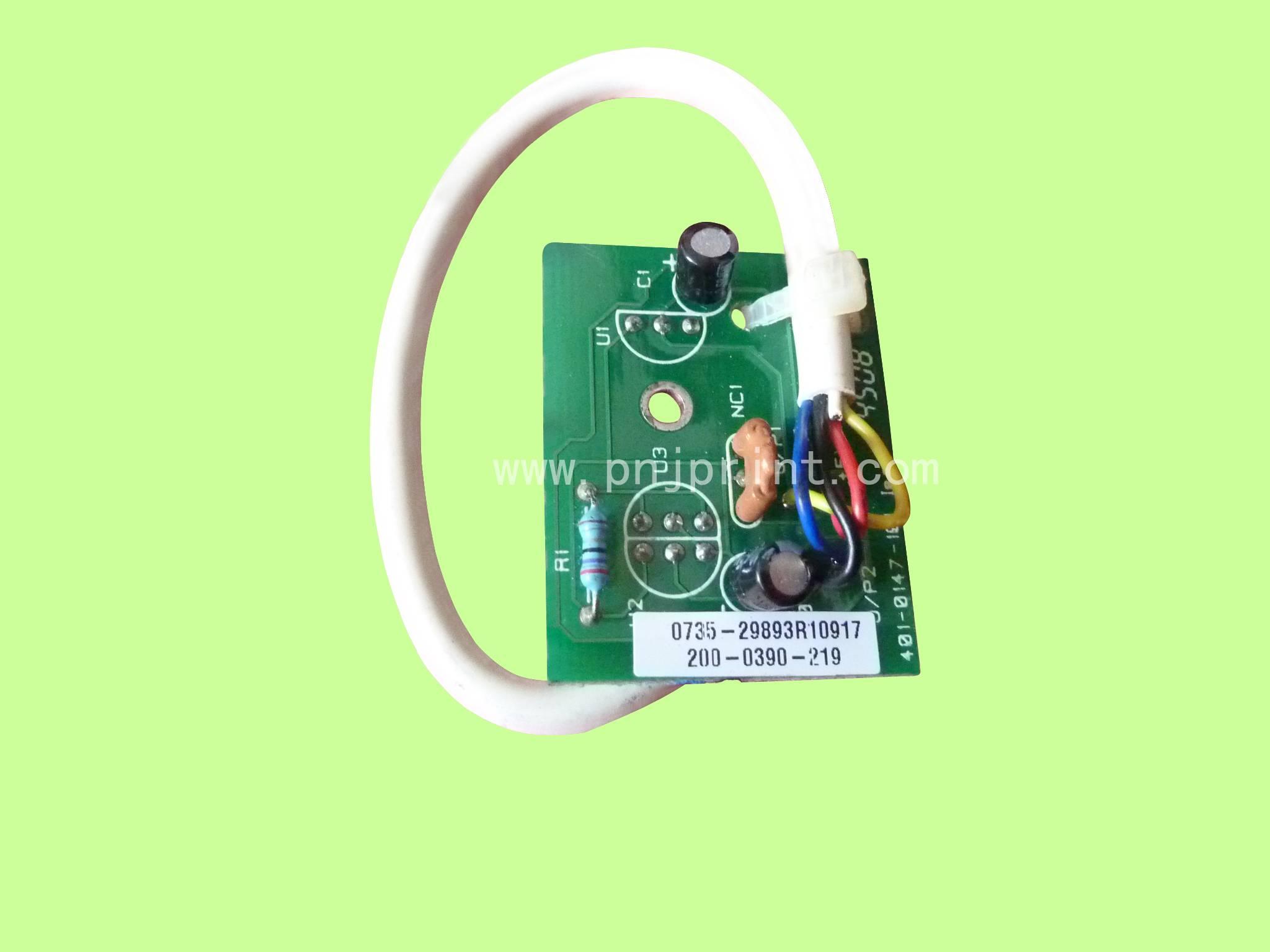 200-0390-219 Fan fail PCB 430