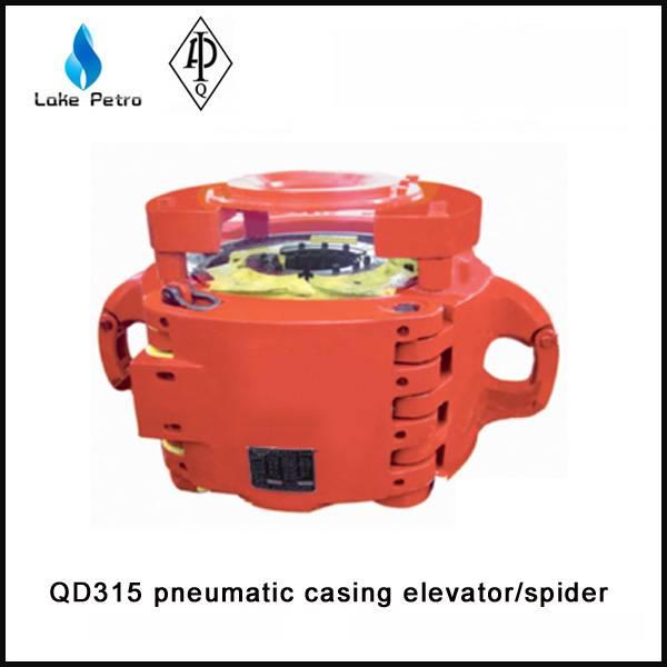 High quality QD315 pneumatic casing elevator spider in oilfield
