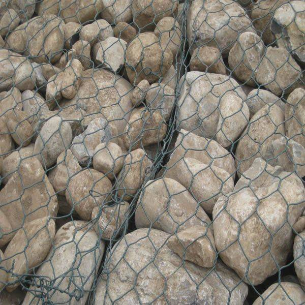 9*11mm Gabion box to strength the stability of the river beds