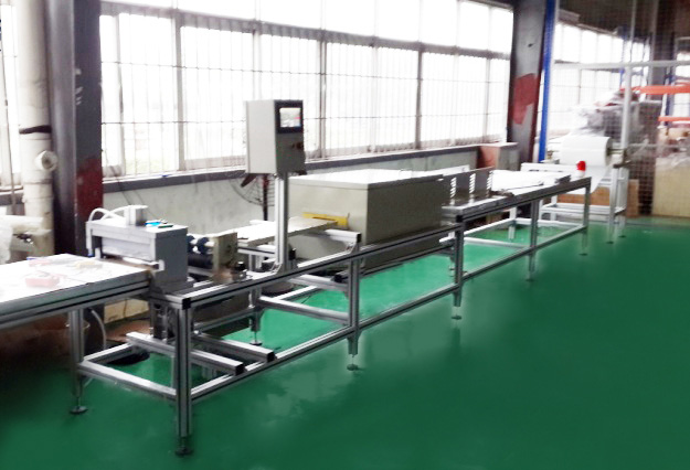 Polyester film forming machine, Mylar film folding machine