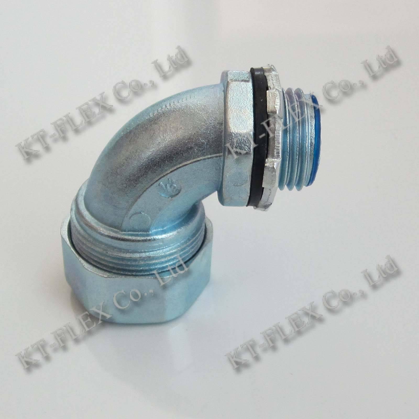 Waterproof Conduit Connector Electrical Metal Conduit Connectors